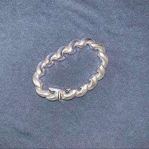 Jewelry - Sterling Silver Italy Milor Bangle Bracelet.